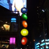 M&M shop NY