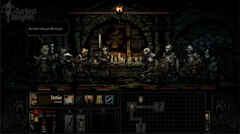 Darkest-Dungeon-combat