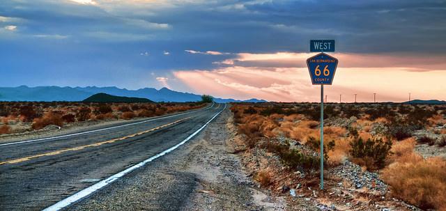 Une 404, c'est comme la route 66 sans auto