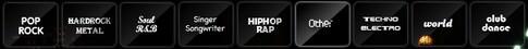 TuneSquare_musics_choice