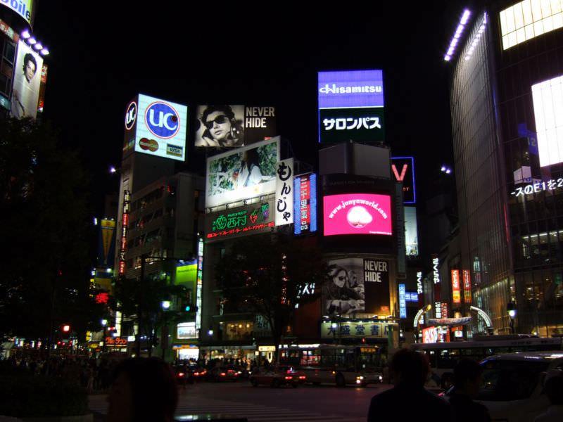 Photo du Japon !!! Shibuya